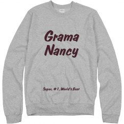 grama nancy