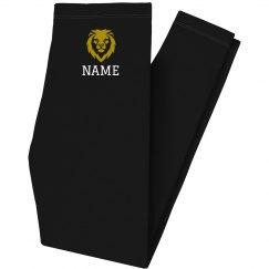 Lion School Logo Custom Name