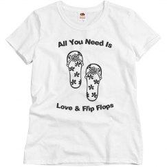 Love & Flip Flops