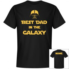 Father's Day Darth Vader Best Dad