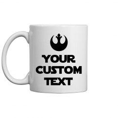 May 4th Jedi Rebel Custom Gift