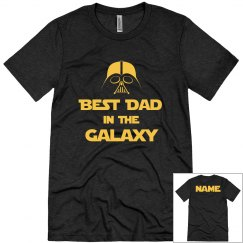 Father's Day Best Dad Darth Vader