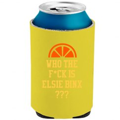 WHO IS EBX KOOZIE LIME