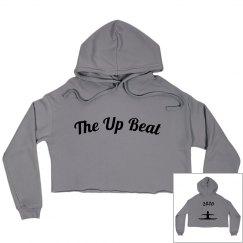 Grey The Up Beat Hoodie