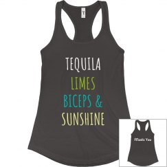 Tequila Limes Biceps & Sunshine