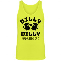 Neon Dilly Dilly Spring Break 2018