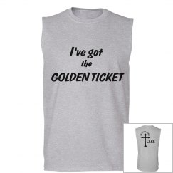 Mens Golden Ticket Tank