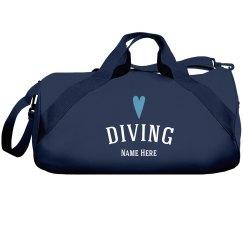 Love diving