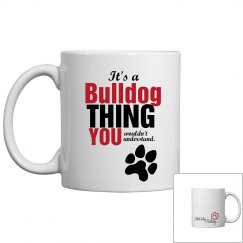 Bulldog Thing - Mug