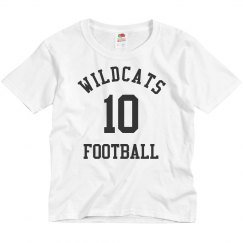 Custom Youth Fooball Shirt