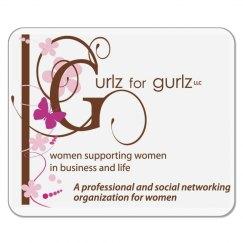 Gurlz for Gurlz mouse pad