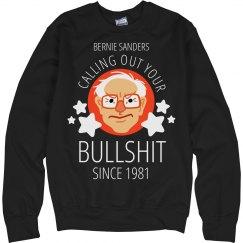 Bernie Doesn't BS