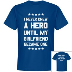 My Girlfriend Is A Military Hero