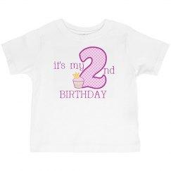Girls 2nd Birthday