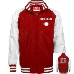 Wisconsin Football Jacket