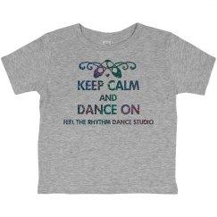Toddler Keep Calm