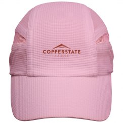 Copperstae Farms KC Caps Running Hat