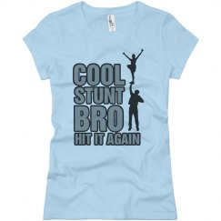 Cool Stunt Bro Gold