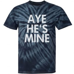 Aye He's Mine Pinwheel