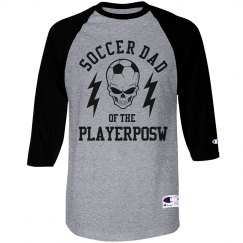 Soccer Dad Of The Playerposw