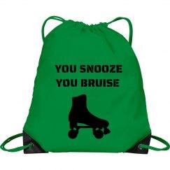 Snooze N Bruise Derby Bag