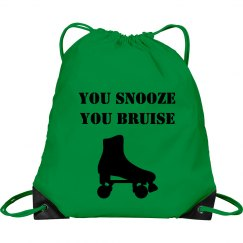 Snooze N Bruise Derby Bag