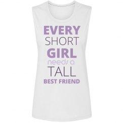 Tall Best Friend
