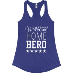 Welcome Home Hero