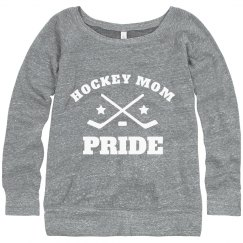 Cute Hockey Mom Pride Fashion