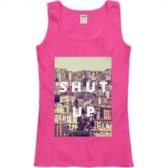Shut Up City