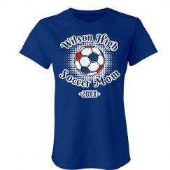 High School Soccer Mom