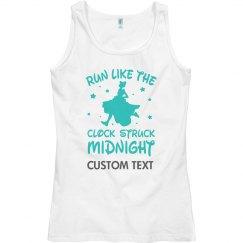 Run Like the Clock Struck Midnight