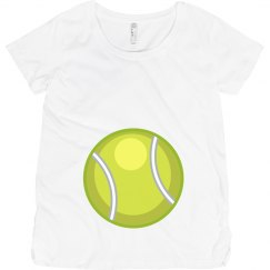 Tennis Maternity Shirt