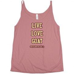 Live Love Goat