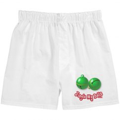 Jingle My Bells Boxers