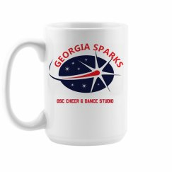GSC 15oz Ceramic Coffee Mug
