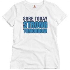 Sore/Strong