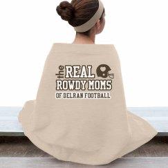 Rowdy Moms Blanket