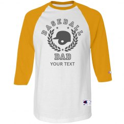 All-Star Baseball Dad Tee