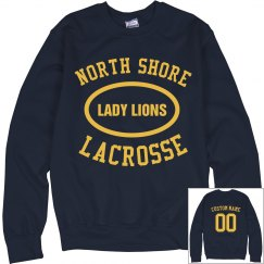 North Shore High Lacrosse Team