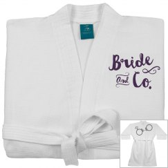 Bride And Company Robe