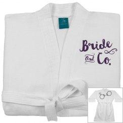 Bride And Company Robe