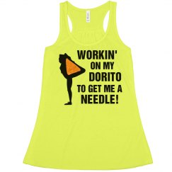 Dorito to Needle Cheer