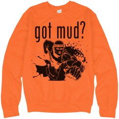 Got Mud Crew Sweat