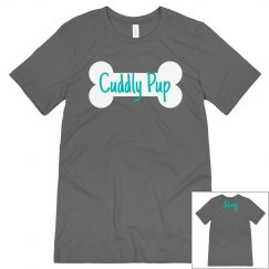 Stay t-shirt 2: Naughty Pup