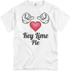 I love Key Lime pie