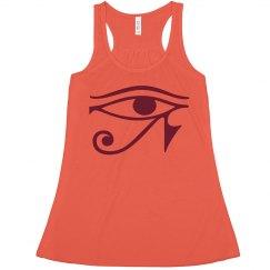 Eye of Horus Graphic Top