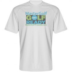 MasterGolf - Unisex Sport Performance Tee Shirt