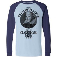 Classical Men Are Hot