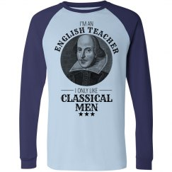 Classical Men Are Hot